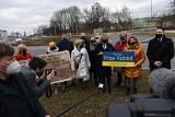 Rondo Praw Kobiet w Częstochowie. To inicjatywa częstochowskich radnych. W środę oficjalnie zamontowano tablice