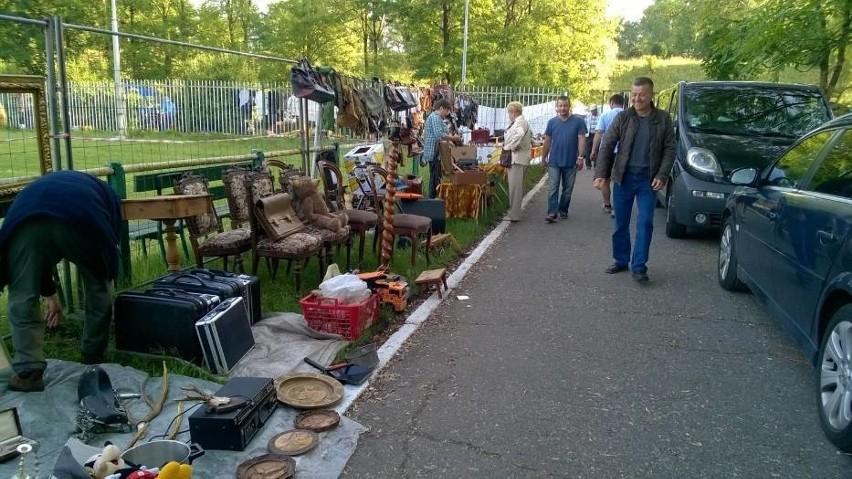 W najbliższy piątek - 5 czerwca - po raz kolejny w Bytomiu-Szombierkach rozpocznie się Targ Staroci.