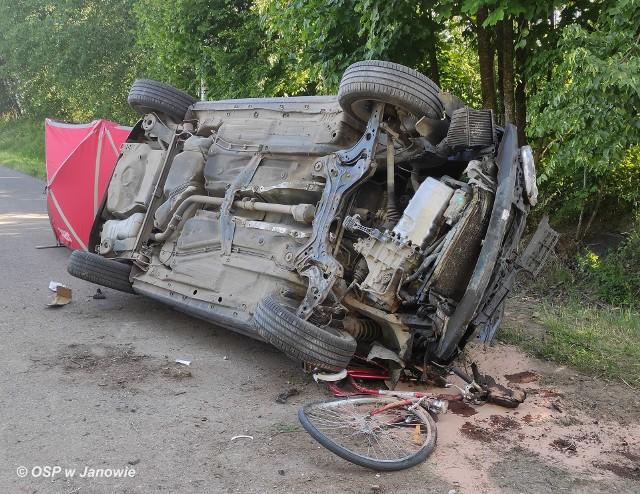 Śmiertelny wypadek w powiecie sokólskim