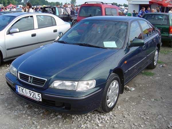 Honda AccordSilnik 1,8 benzyna. Rok produkcji 1998. Wyposazenie: pelna opcja oprócz skóry i nawigacji. Cena 18900 zl.