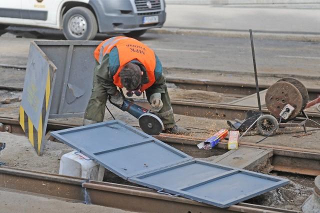 Remont ronda Starołęka. Jak będą jeździły tramwaje i autobusy?