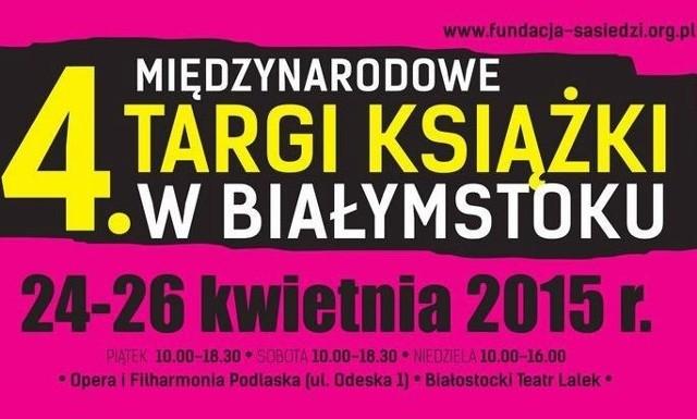 Plakat promocyjny tegorocznej edycji imprezy
