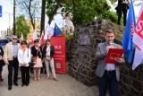 SLD zorganizowało w Toruniu wiec z okazji Święta Pracy [zdjęcia]