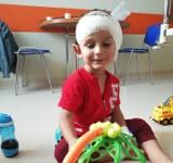 Mikołaj z Gubina jest już po operacji ucha. Udało się zebrać na nią pieniądze. Dzięki zabiegom chłopiec będzie mógł normalnie słyszeć