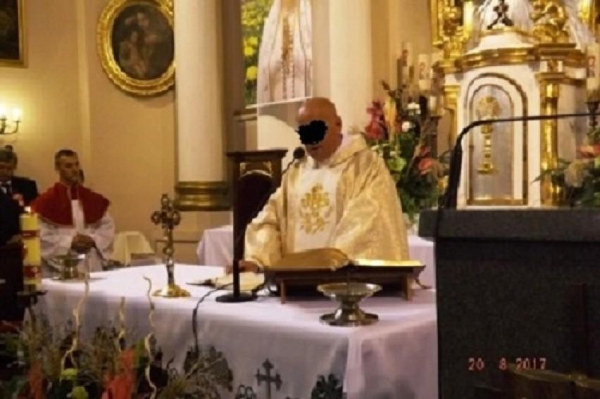 Ksiądz Jarosław podejrzany o pedofilię uczył religii w jednej z podskierniewickich szkół