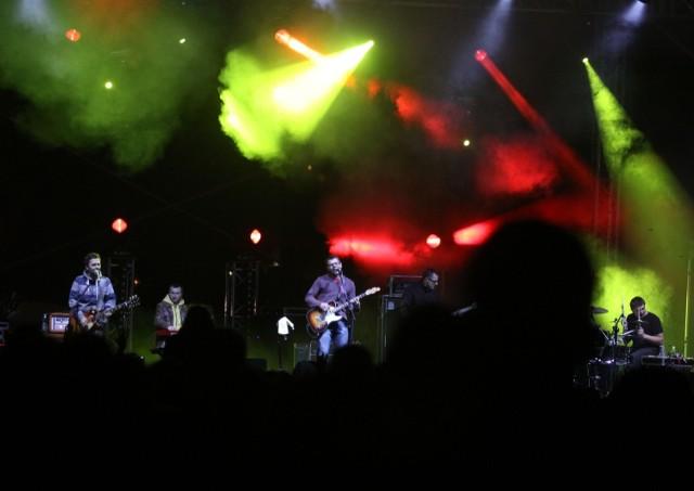 13.05.2011 gliwice aeroklub lotnisko igry juwenalia studenckie studenci koncert final fot. mikolaj suchan / polskapresse