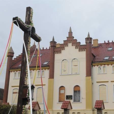 - W tym budynku rozegrała się tragedia, napadu nie przeżył Kazimierz K.
