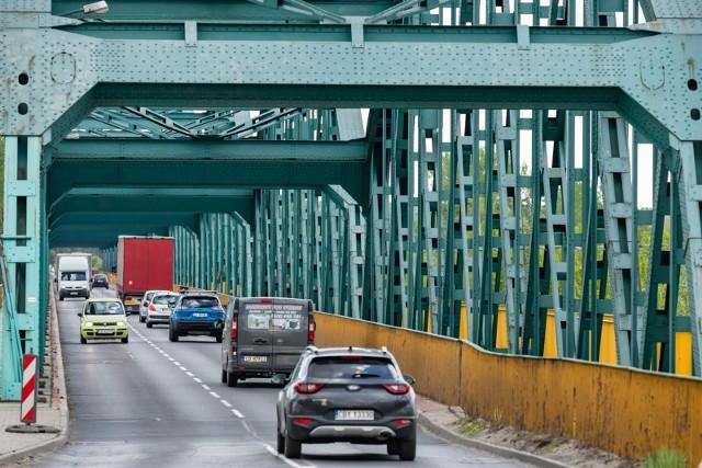 Na Moście Fordońskim prowadzone będą prace naprawcze. Spodziewać się ich można od 8 do 11 lipca br.