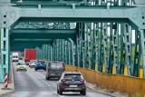 GDDKiA zapowiada prace remontowe nawierzchni Mostu Fordońskiego. W ich trakcie wprowadzony zostanie ruch wahadłowy