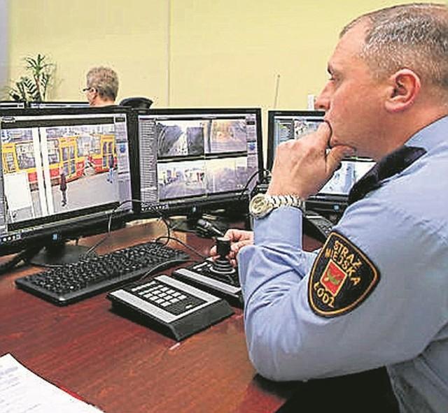 Ponad 3100 zdarzeń, w tym wykroczeń i przestępstw, wykryły w tym roku kamery.