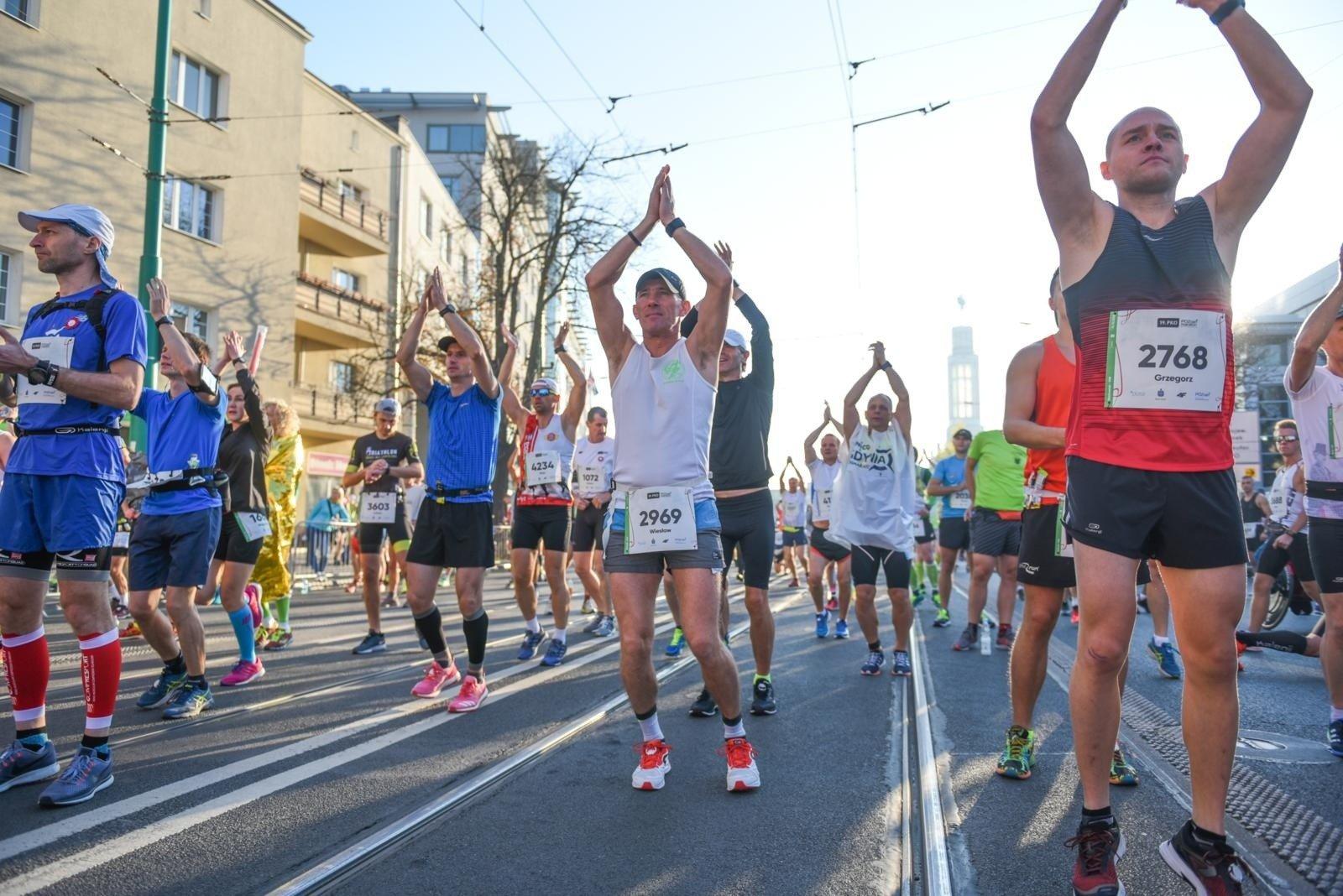 Maraton W Poznaniu 2019 Zamkniete Ulice Zmiany Mpk I Utrudnienia