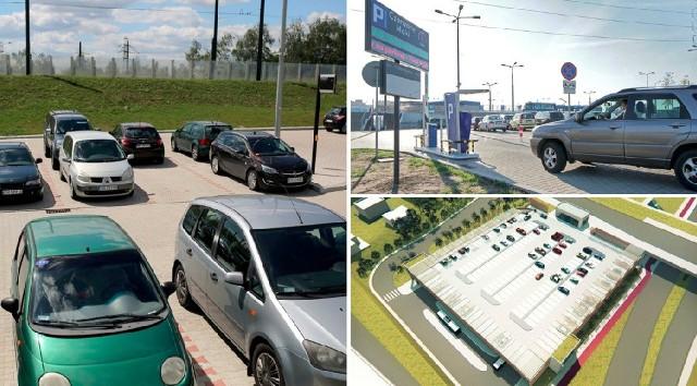 W Krakowie brakuje parkingów park&ride. Niewiele takich obiektów miasto planuje wybudować w najbliższym czasie.