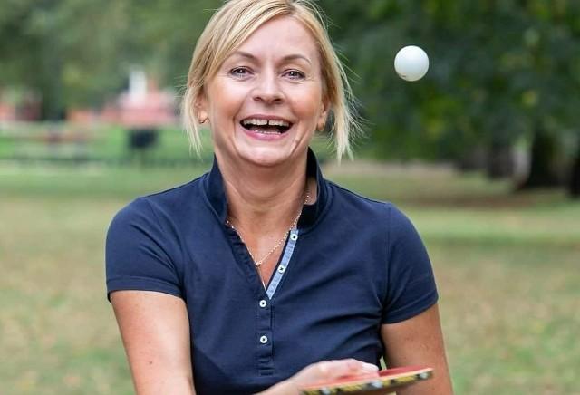 Organizator mistrzostw Beata Świderska
