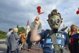 PILNE: ludzie protestowali przeciwko biogazowni. Gmina: - Inwestor właśnie się wycofał