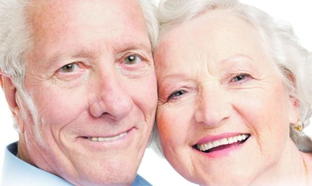 60 plusów bycia seniorem