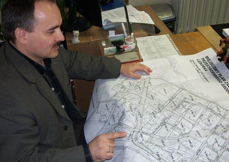 Plan uporządkuje zasady zabudowy Śródmieścia - zapowiada naczelnik wydziału architektury Wojciech Jurak.