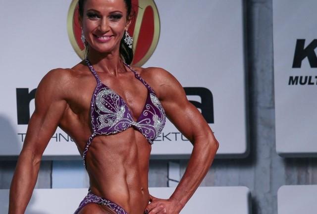 Katarzyna Dudek szlifuje formę na zawody Arnold Classic Europa.