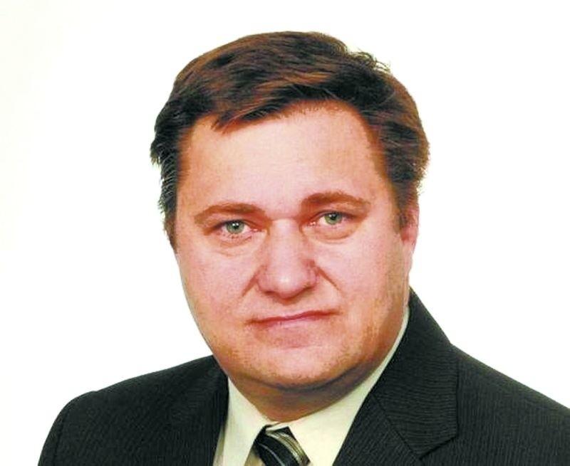 Henryk Łukaszewicz,  hajnowski radny sejmiku podlaskiego