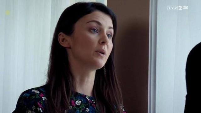 """Natalia Kaczmarek - córka burmistrza Łabiszyna, dziś w """"M jak Miłość""""."""