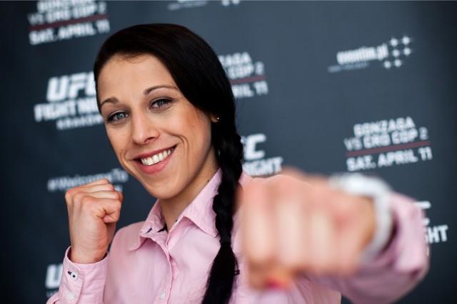 Jędrzejczyk wciąż jest niepokonaną mistrzynią UFC