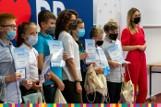 Białystok. Na Politechnice Białostockiej odbyło się uroczyste wręczenie dyplomów absolwentom Podlaskiego Uniwersytetu Dziecięcego