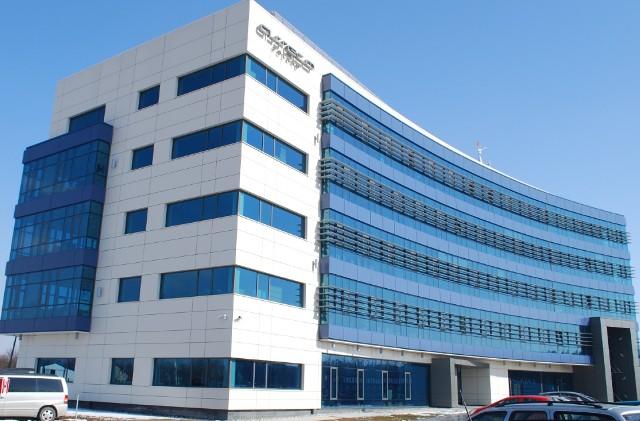Siedziba Asseco Poland w Rzeszowie. Jest to największa polska firma informatyczna notowana na GPW w Warszawie. Od ponad 25 lat tworzy zaawansowane technologicznie oprogramowanie, dla firm z kluczowych dla sektorów gospodarczych.