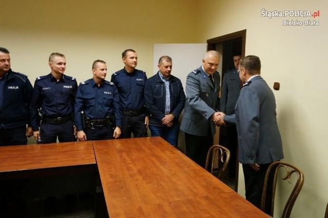 Komendant Bujok przed objęciem aktualnego stanowiska pełnił służbę w Komisariacie Policji w Wiśle jako zastępca komendanta.
