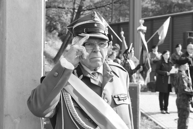 Major Władysław Starczewski był m.in. przewodniczącym Lubuskiej Rady Kombatantów