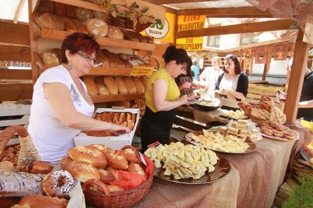 Wypieki i garmażerka Gminnej Spółdzielni w Staszowie nie mają sobie równych. Pierogi – palce lizać!