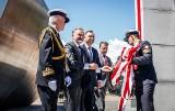 Święto Morza 2018 w Gdyni. Uroczyste odsłonięcie Pomnika Polski Morskiej [zdjęcia, wideo]