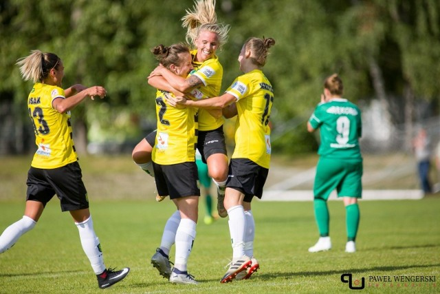 Rybnickie piłkarki otrzymały licencję na występy w Ekstralidze.