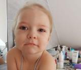 3-letnia Lenka Borkowska walczy z glejakiem i z... czasem. Zbiórka na finiszu, brakuje niedużo, by można było myśleć o leczeniu