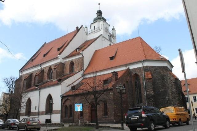 Kościół Zbawiciela w Kluczborku.