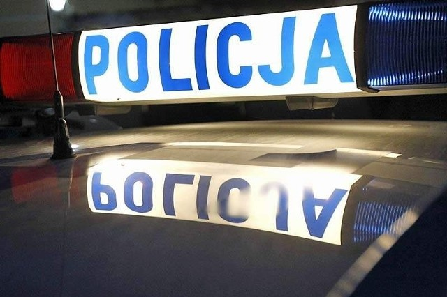 Policja otrzymała zgłoszenie o godz. 6.47.