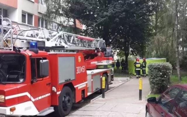 Straż pożarna we Wrocławiu, zdjęcie ilustracyjne.