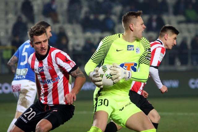 Jest duża szansa, że Matus Putnocky wystąpi w Gliwicach