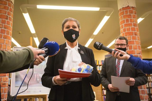 Miejska Biblioteka Publiczna w Słupsku podsumowuje ubiegły pod wieloma względami rekordowy rok