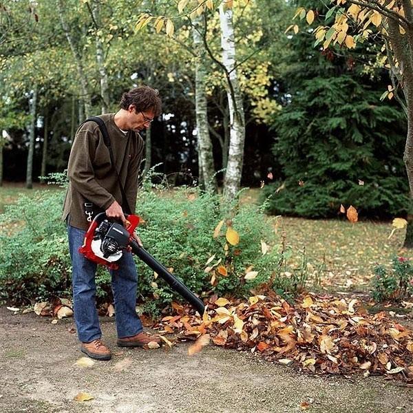 Odkurzacz ogrodowyTaki sprzęt wyręczy nas w mozolnej pracy, jaką jest grabienie liści.
