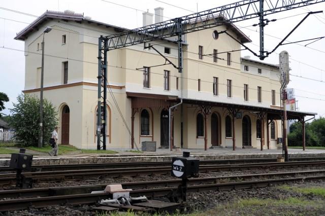 Dworzec PKP Psie Pole jest zbyt blisko Mirkowa, by lokować tam kolejną stację kolejową