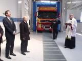 W PKS Ostrowiec Świętokrzyski otwarto dwie nowoczesne myjnie, zautomatyzowaną i samoobsługową