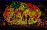 """Gdańsk. Niesamowity pokaz światła i dźwięku na Muzeum Bursztynu! To już ostatnia okazja, żeby zobaczyć """"Bursztynowy Las"""""""
