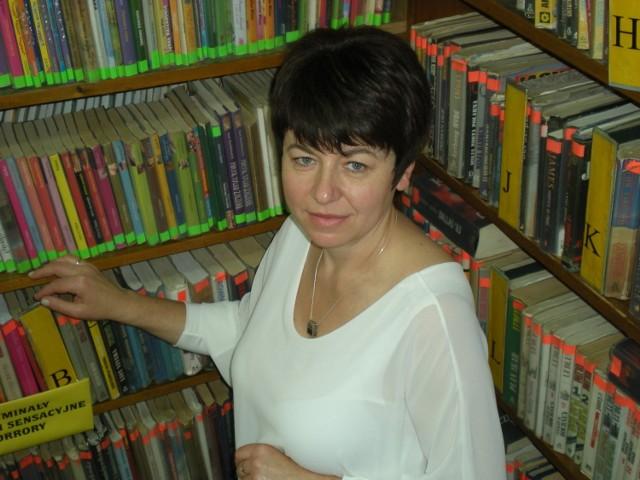 Dorota Rzepka, dyrektor bocheńskiej biblioteki