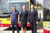 Telimena ubierze pracowników miejskiej komunikacji w Łodzi [FILM]