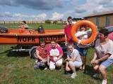 Ratownik odwiedził Warsztaty Terapii Zajęciowej w gminie Iłża. Opowiedział, jak bezpiecznie wypoczywać nad wodą