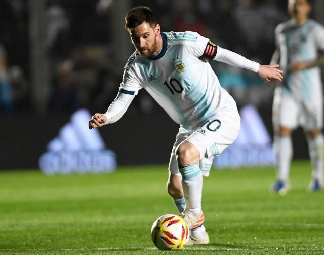 Messi chce wreszcie zdobyć puchar Copa America.