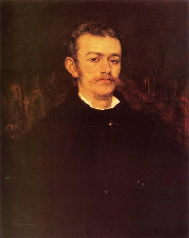 Władysław Tarnowski w oczach Maurycego Gottlieba