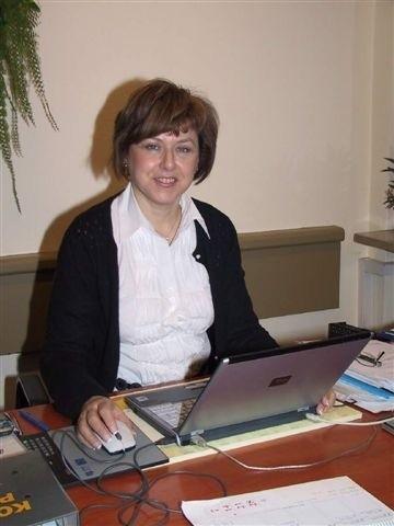 Nasz ekspert - Barbara Kaszycka rzecznik prasowy w Państwowej Inspekcji Pracy w Kielcach.