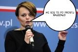 Jadwiga Emilewicz z licencją na skakanie w Zakopanem MEMY