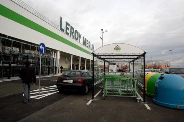 Nowy Market Leroy Merlin W Poznaniu Trwa Rekrutacja Glos Wielkopolski