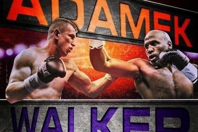 Adamek vs. Walker transmisja online. Za darmo w internecie